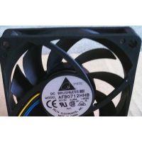 原装台达AFB0712HHB 0.45A AMD CPU散热器 7015 4针PWM滚珠风扇