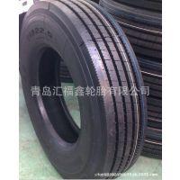【正品 促销】厂家供应平板车轮胎 12R22.5卡车钢丝真空轮胎耐磨