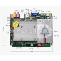 3.5寸 酷睿双核 工带HDMI LVDS 支持高清 工控主板
