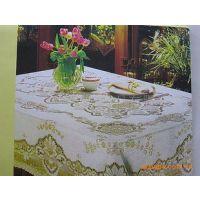 180#180 烫金台布 餐垫 杯垫 家居用品 PVC桌布