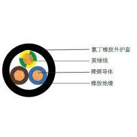 VDE认证潜水泵橡胶电缆 H05RN8-F