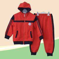 幼儿园园服秋冬装 幼儿纯棉运动服套装  童装运动套装幼儿园校服