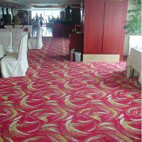 供应华德工程地毯 现货批发满铺工程地毯 定做高档工程地毯