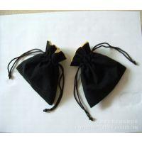 【厂家直供】绒布饰品袋,可按客人需求加印精美LOGO