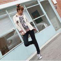 2014韩版牛仔裤女长裤 显瘦铅笔裤子 裤装批发 提供淘宝数据包