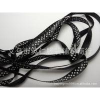 供应印圆点缎带/印花织带