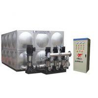 广西智能箱式无负压供水设备