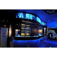 南昌KTV装修、ktv吧台装修设计、装潢设计效果图