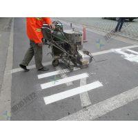 供应邵阳道路标线施工前准备及标线施工方法