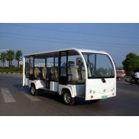 供应优质电动观光车,14座景区游览车