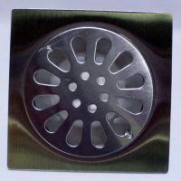 五金批发 硅胶芯卫生间下水道厕所除臭 方形地漏 地漏加厚防堵