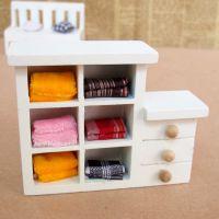 【ZAKKA】杂货 家居小摆设迷你小家具 衣柜 拍摄道具 柜子