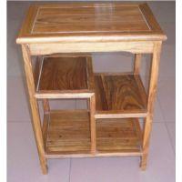 成都中式家具 中式茶几 中式角几 中式花几