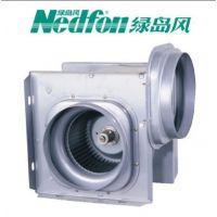 绿岛风分体式管道 换气扇 节能静音型 全金属制造