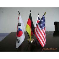 热转印彩旗,桌面国旗,桌面刀旗加工,广告桌旗,会旗