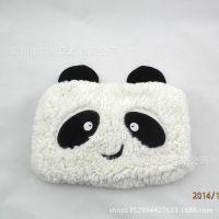 厂家订制热水袋暖手宝 熊猫暖手宝