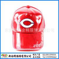 帽子工厂定制 欧美简约户外遮阳货车帽 印花logo五页棒球网帽