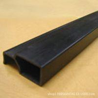 供应ABS挤出型材 塑料型材价格 挤塑加工 ABS反光罩型材