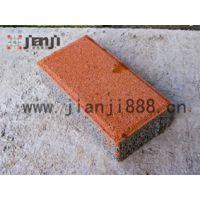 透水砖路面砖、环保透水砖、彩色透水砖