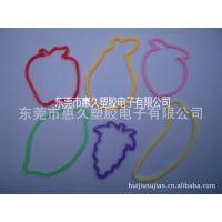 橡皮圈厂家 橡皮圈批发 彩色塑胶圈 硅胶橡皮圈 透明橡皮圈