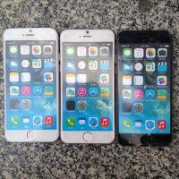 原装 1:1 金属版iphone6手机模型机 苹果6手机模型4.7/5.5寸批发