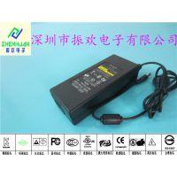 12V7A84w过UL CE FCC KC EUP GS SAA PSE CB认证桌面式开关电源