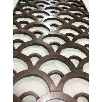 供应201厚板激光切割不锈钢花格 来图订制不锈钢花格屏风 复古风格不锈钢镂空隔断