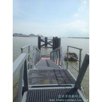 供应东莞某边防支队码头配套工程