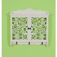 雕花电表箱 镂空木塑板墙面遮挡装饰 创意 欧式 壁挂一件代发