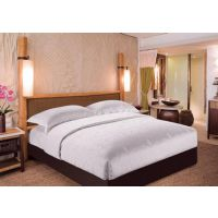 全重庆批发供应宾馆酒店床上布草和酒店棉纺品
