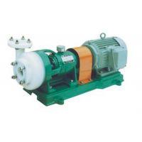 衬氟塑料离心泵_氟塑料离心泵_50FSB-40L机械密封
