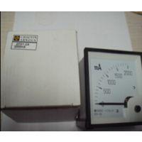 ENERDIS 原装现货D72-1-CA 1.5 0-2000mA电流表