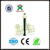 广州奇欣厂家供应 儿童双人秋千座椅 户外健身器材设备 QX-089A