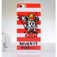 新款迪士尼TPU马戏团苹果iphone 5 5s卡通可爱手机保护套保护壳