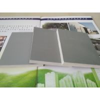 耐酸碱耐腐蚀pvc塑料板 养殖龟箱深灰色pvc板材防水pvc塑料板