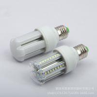 供应深圳3W铝材玉米灯 E27 G24玉米灯 超高亮照明led玉米灯