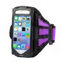 热销iPhone6 plus5.5臂带 手机运动网状臂带保护套 4.7防水臂带
