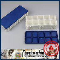 伦勃朗【10格】防泄漏软盖组合调色盒 调色盘 颜料盒 密封性好