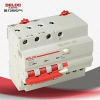 德力西 漏电保护断路器 3P+N C32  触电/漏保空开CDB9LE-32 32A
