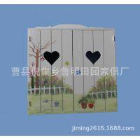 厂家直销~专业设计高档精致烤漆田园风格装饰电表箱  木制装饰箱