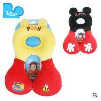 宝宝护颈枕U型旅行枕头婴儿童汽车安全座椅靠枕一件代发