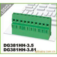 供应高正原装螺钉式PCB接线端子DG381HH-3.5/3.81