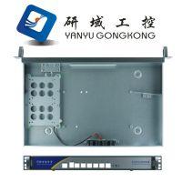 防火墙软路由   1U工控机箱 支持4-6网口 1U250C