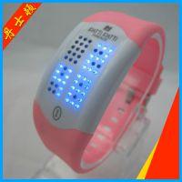 供应厂家热销新颖LED电子表 韩版情侣礼品表 支持混批