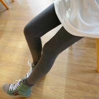 G155  2014春夏季打底裤 女士百搭灰色显瘦九分裤子外穿小脚裤潮