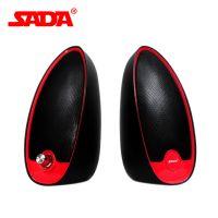 供应Sada赛达 V-181 USB2.0迷你笔记本台式电脑音箱小音响 低音炮