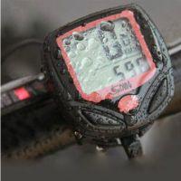 正品顺东SD-548B山地自行车码表 骑行速度测速表里程表