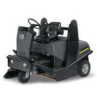 湖南长沙大型驾驶式扫地车供应 德国凯驰 KM 120/150 R P