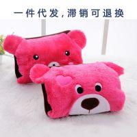 2014爆款奔奔熊充电热水袋暖手宝暖水袋暖宝 一件代发