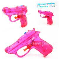 【厂家直销】夏天玩具透明塑料水枪 迷你小水枪 可做赠品